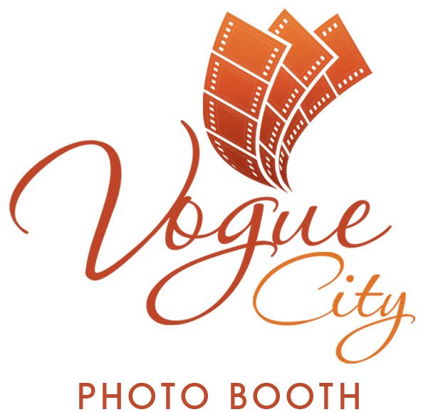 Vogue City Photo Booth Logo